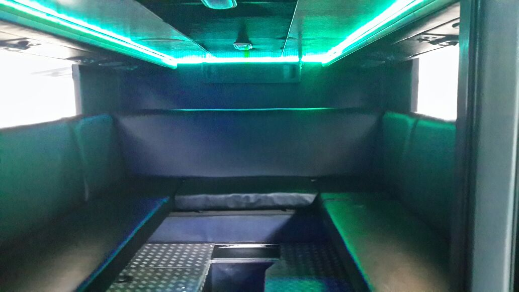 50 and 60 Seater Party Bus